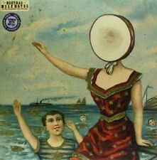 in The Aeroplane Over The Sea 12 Inch Analog Neutral Milk Hotel LP Record