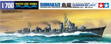 Tamiya 1/700 Shimakaze Japanese Navy Destroyer # 31460