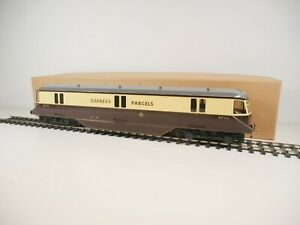 BR Models? 7mm O Gauge GWR Parcels Railcar No. 34 *please read