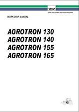 Deutz Fahr Agrotron 130 140 155 165 Tractor Workshop Manual (0184)