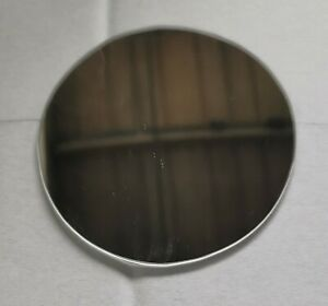 90mm Circle Round Convex Wing Door Mirror Glass For Motorbike & Classic Cars