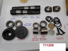 Serie di perni fusi 2 ruote+ boccole Fiat iveco 180.24 - 180.26 - 190.26....