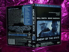 ENEMY OF THE STATE (SPECIAL EDITION) (DVD, M)