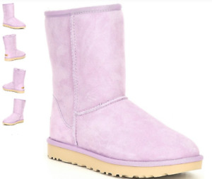 UGG Classic Short II Lilac Frost Boot Women's US sizes 5-11/36-42 NEW!!!