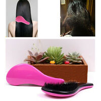 TIUS Magic Handle Tangle Detangling Comb Shower Hair Brush Salon Styling Tamer