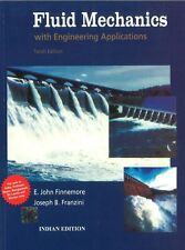 New-Fluid Mechanics with Engineering Applications by by E.Finnemore 10ed INTL ED