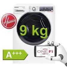 Hoover EEK A+++ Waschmaschine 9 KG Frontlader Display Dampf Funktion 1400 UpM