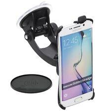 Für Samsung Galaxy S6 S 6 edge Scheiben Halterung iGRIP Traveler Kit T5-94977
