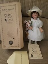 """My Best Friend Doll Collection From Boyd's """"Morgan With Flora """""""