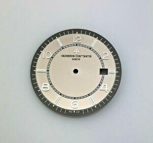 Vacheron Constantin 2000s FIFTYSIX Silver Automatic Mens 33.3mm Watch Dial #