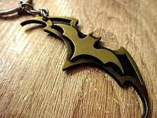 Batman Anhänger Schlüsselanhänger !!! NEU !!! NEU !!! In Gold !!!