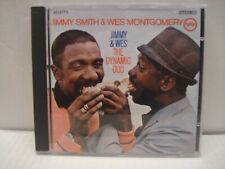 Jimmy Smith & Wes Montgomery The Dynamic Duo (1984 Polygram CD) L N