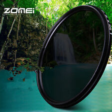 ZOMEI Slim 67mm Fader ND Filter Adjustable ND2 To ND400 for Dynamic Screen falls