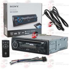SONY 1DIN CAR AUDIO CD USB AUX BLUETOOTH IN DASH RECEIVER