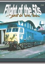 Flight of the 50s Traction Trains Diesel Locomotives English Electric Type 4 DVD
