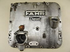 Schaulochdeckel Motordeckel für MWM AKD 112 Z Motor vom Fahr D180 H Traktor