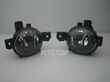 BMW X5 E70 2007-2013 fog lights lamps E-mark Replacement H11 55W light lamp
