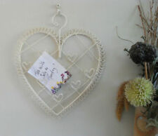 Heart Metal Wall-mounted Message Boards