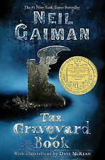 The Graveyard Book by Neil Gaiman (Hardback)