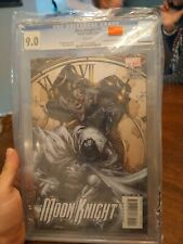 2007 Moon Knight # 10 CGC 9.0