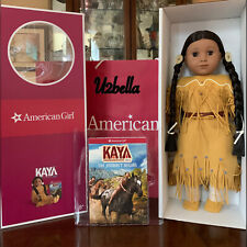 American Girl Kaya Doll & Book New in Box