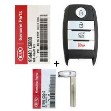 2016-18 Kia Sorento NEW OEM Smart Proximity Key Fob 95440-C6000 with Key Insert