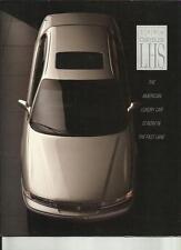 CHRYSLER LHS (USA MARKET) CAR BROCHURE 1994