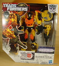 TRANSFORMERS Generations SANDSTORM Triple Changer 30th Anniversay Voyager MIB!