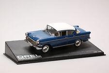 IXO 1/43 METAL OPEL KAPITAN PI LIMOUSINE 1958-59 Bleue/blanc!!