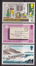 1974 Pitcairn Island Centenary of Upu - Muh