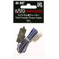 Kato 44-847 Câble Alimentation Tram / Tram Feeder Power Cable - N