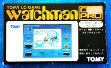 CAT & CATCH Game & Watch (TOMY, Watchman Digipro). NEW, BOXED, A RARE JEWEL!!!