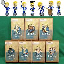 "Fallout 3 Vault Boy 101 Bobblehead 7 Pack Series #2 Set NIB 5"" Vault-Tec Pip Boy"