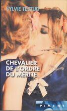 Sylvie Testud - Chevalier de l'ordre du mérite - comme neuf