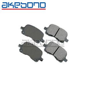 For Toyota Corolla Prizm Disc Brake Pad Set Front 1.8L l4 Akebono ACT741