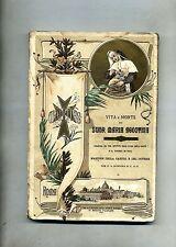 Livia Pietrantoni # VITA E MORTE DI SUOR MARIA AGOSTINA # Filiziani 1895 Libro