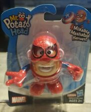 NEW Marvel Mr. Potato Head MIXABLE MASHABLE Heroes! SPIDER-MAN Playskool Hasbto