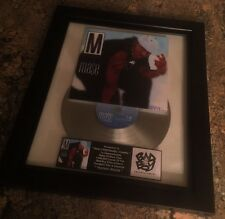 Mase Harlem World Platinum Record Disc Album Music Award MTV Grammy RIAA Jay Z