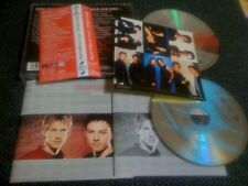 SAVAGE GARDEN / affirmation / JAPAN LTD 2CD OBI