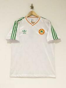REPUBLIC OF IRELAND AWAY RETRO SHIRT 1989-90-91 Sizes S M L XL 2XL