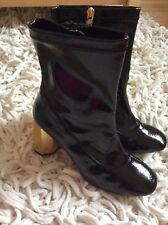 Primark Block Heel Boots Shoes Size Uk 6 EUR 39 BNWT!
