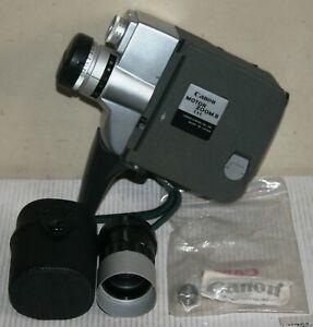 Canon Motor Zoom 8 EEE - Standard 8mm Cine Film Camera - Home Movie - Spares