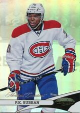 12/13 CERTIFIED MIRROR HOT BOX PARALLEL #76 PK SUBBAN CANADIENS *46523