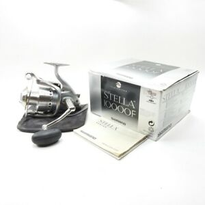 Shimano Stella 10000F Fishing Reel.W/ Box. Made in Japan.