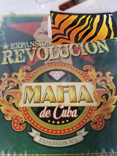 Mafia De Cuba Revolucion Expansion - Asmodee Games Party Board Game New!