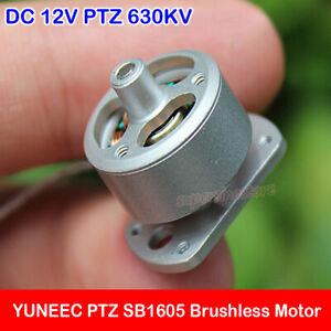 YUNEEC Micro Mini SB1605 DC 12V PTZ 630KV Brushless Motor Handheld for RC Model