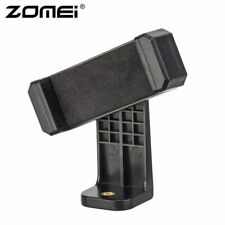 Universal Smartphone Tripod Mount Adapter Attachment 360 Stand With 1/4 Screw