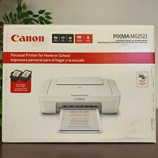 ⚡SHIPS TODAY: Canon PIXMA MG2522 All-in-One Color Inkjet Printer w INK & Cable