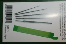 Fly Tying Stonfo Tube Fly Tapered Pins N5
