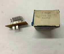 1969-73 NOS C-Body Heater Motor Resistor Blower Fury GT Polara New Yorker 70 71